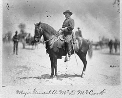 Major General A.McD. McCook - photographic print