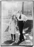 Mary Pickford & Douglas Fairbanks