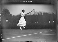Miss Moore - tennis