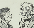 Cartoon Drawings: Herblock Collection