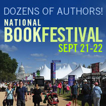 Dozens of Authors! National Book Festival Sept. 21-22