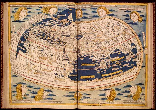 The Mediterranean World  1492 An Ongoing Voyage