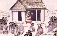 Professions of the Tarascan peoples, Mexico