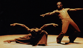 Online exhibition alvin ailey american dance theater 50 years cultural ambassador to the - Alvin ailey seine musicale ...
