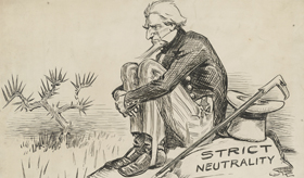Online Exhibition - World War I: American Artists View the Great ...