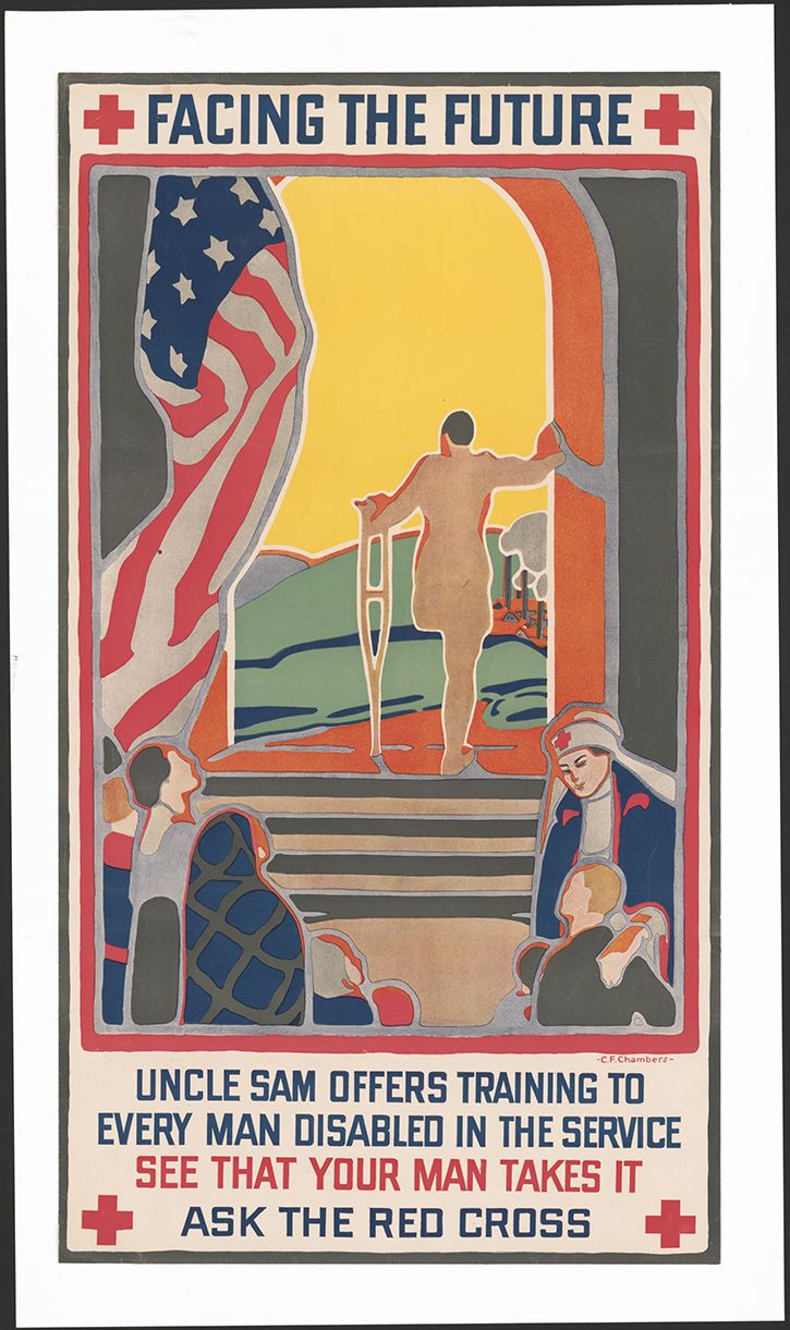 Online Exhibition World War I American Artists View The