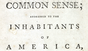 to books that shaped america exhibitions library  enlarge thomas paine 1737 1809 common sense