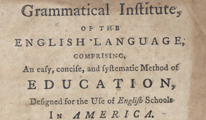 1750 To 1800 Books That Shaped America Exhibitions