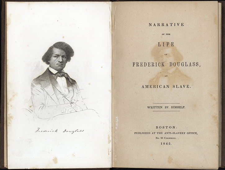 an analysis of the book my bondage and my freedom by frederick douglass The most awaited is probably david w blight's frederick douglass: prophet of freedom,  my bondage and my freedom two prominent works examining douglass as a.
