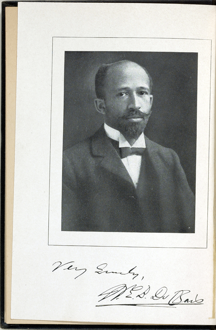 to books that shaped america exhibitions library w e burghardt du bois the souls of black folk essays and sketches