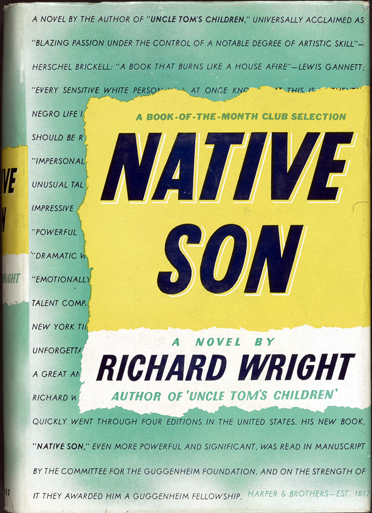 Native son essay topics