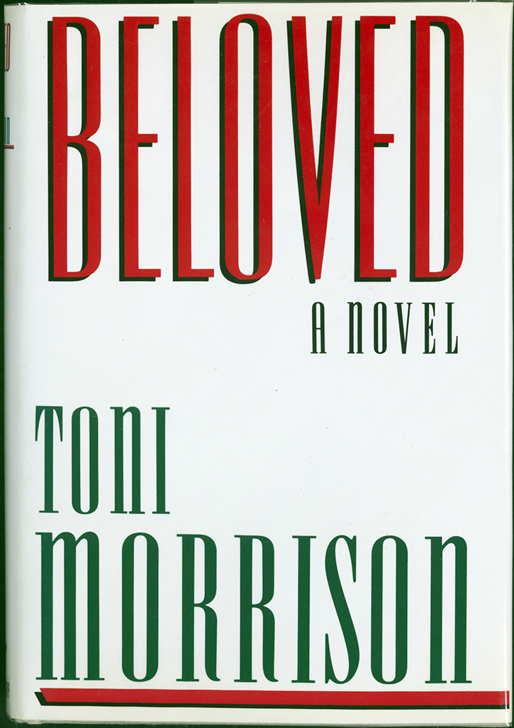 an analysis of the topic of the mr bodwin and baby suggs in beloved by toni morrison