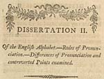noah webster dissertations on the english language 1789 American lexicographer and educator noah webster (1758-1843) published the first dictionary of american english in 1806.