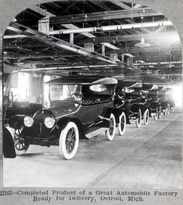 Inventions and discoveries john bull and uncle sam four for Ford motor company truck division