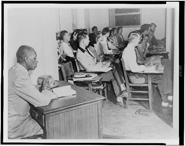 A Century Of Racial Segregation 18491950 Brown V Board At Fifty