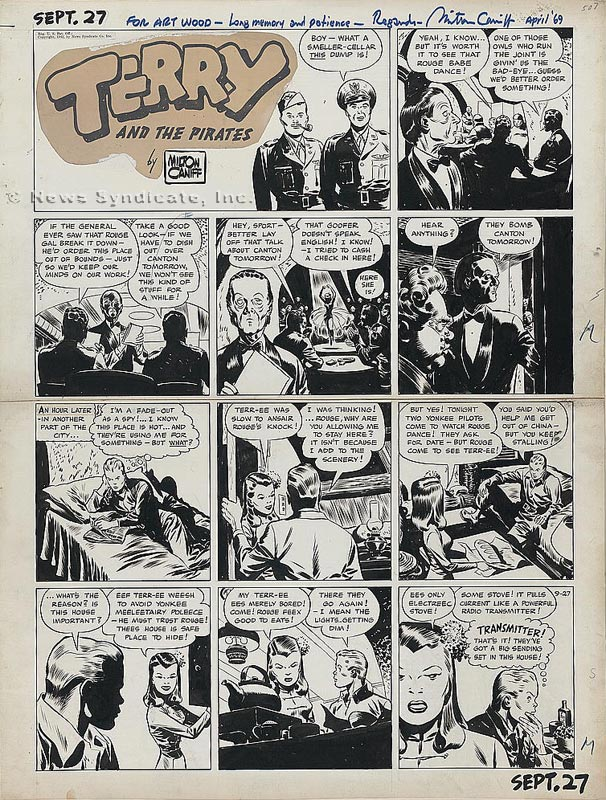 Comic Strips Cartoon America Exhibitions Library Of