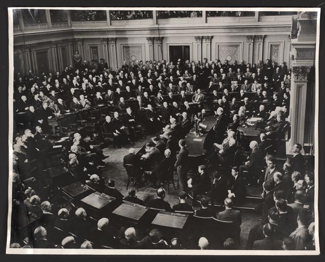Image result for winston churchill addresses joint session of u.s. congress in 1941