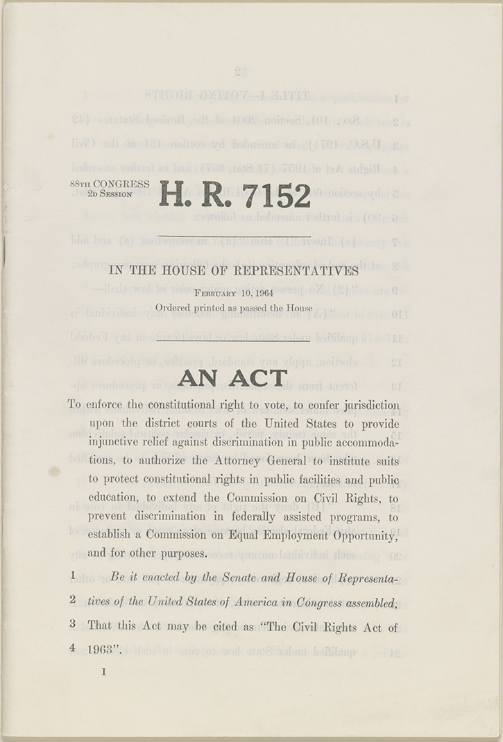 the civil rights act of the civil rights act of a  enlarge