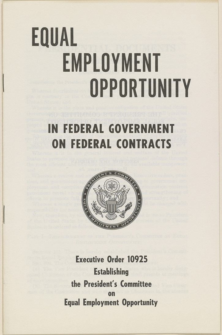 Equal Employment Opportunity Commission (EEOC) Essay Sample