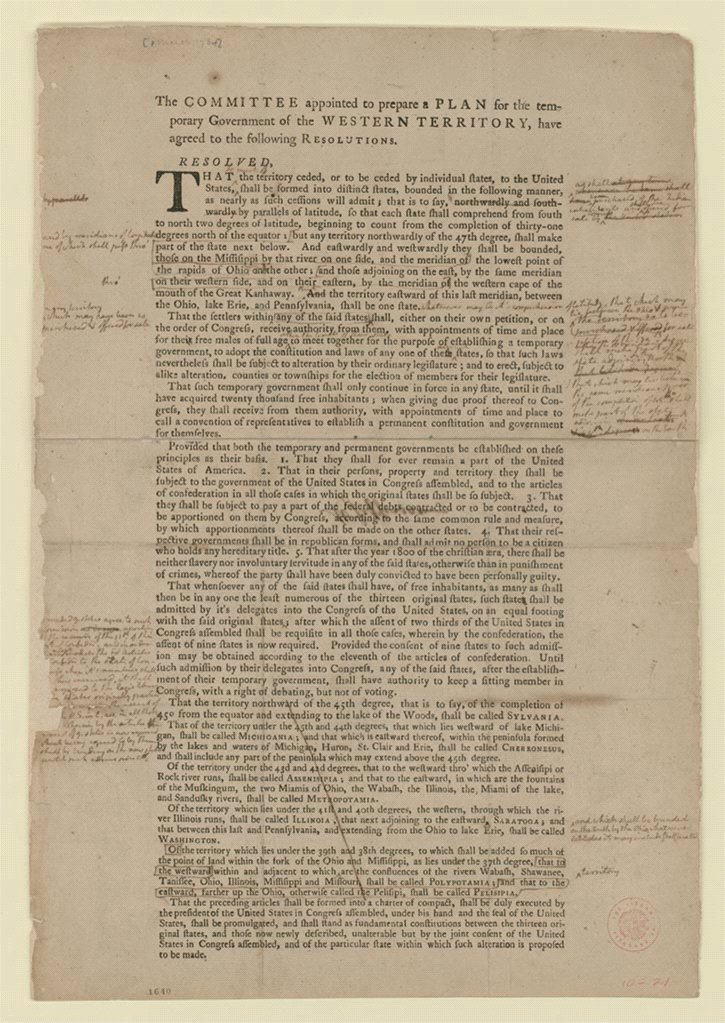 an analysis of articles of confederation from 1781 to 1789 From 1781 to 1789 the articles of confederation provided the united states with an effective government in this time period, the newly formed country was at its.