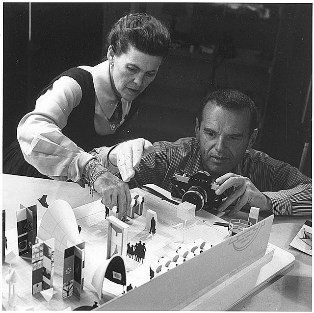 biography the work of charles and ray eames a legacy of