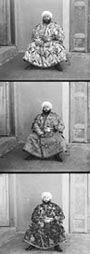 Three Negatives - The Emir of Bukhara