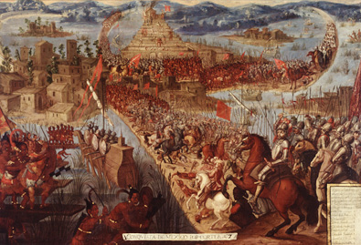 "how significant was the spanish conquest In the late 1580s, english raids against spanish commerce and queen elizabeth i's support of the dutch rebels in the spanish netherlands led king philip ii of spain to plan the conquest of england pope sixtus v gave his blessing to what was called ""the enterprise of england,"" which he hoped would bring the protestant."
