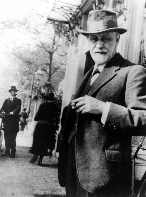 From the Individual to Society - Sigmund Freud: Conflict ... | 500 x 674 jpeg 28kB