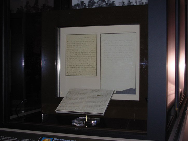 Essay  Gettysburg Address  Exhibitions  Library Of Congress Nicolay Exhibit