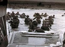 D-Day-Normandy invasion