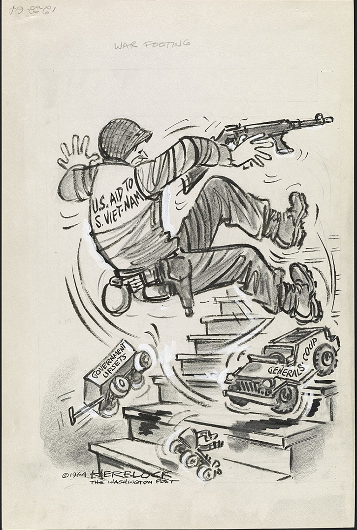 herblock political cartoon Lesson title –mccarthyism: the political cartoons of herb mccarthyism the political cartoons of.