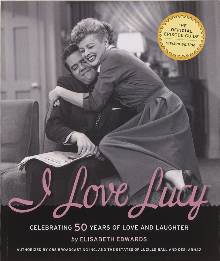 I Love Lucy Celebrating 50 Years Of And Laughter Enlarge Elisabeth Edwards