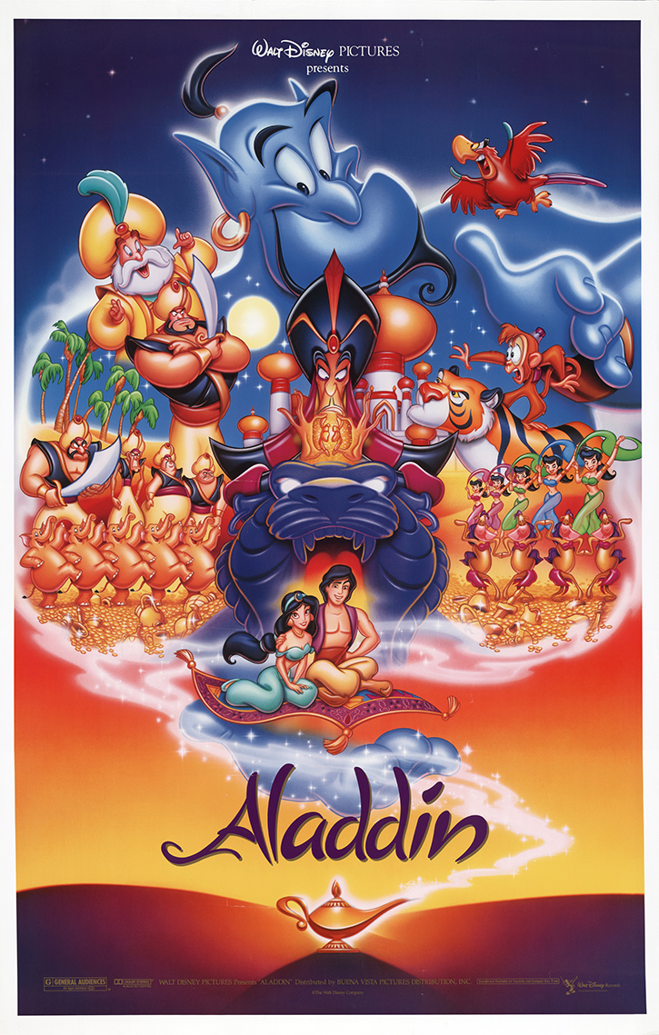 Movie Posters 1992 Movie Poster For Walt Disney