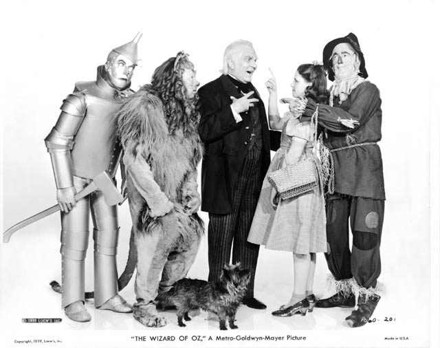 wizard of oz characters. The Wizard of Oz .