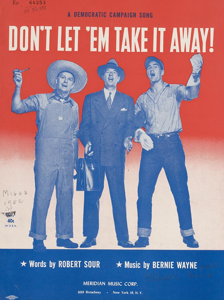 1940 Election Posters