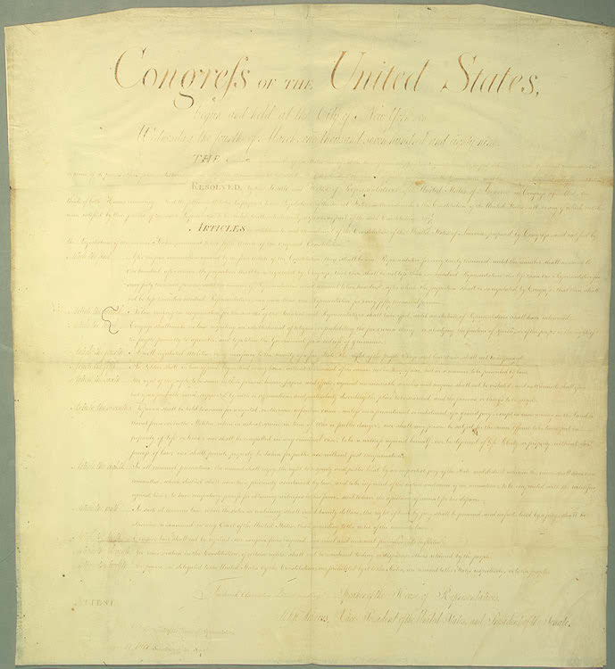a description of the bills of rights written for the american people for two reasons The bill of rights was written for two main purposes: find out why the bill of rights was written in the first place and the purposes its original writers wanted to achieve understanding the purpose of the constitution and the reasons for the constitution.