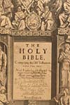 The Holy Bible,   conteyning the Old Testament and the New