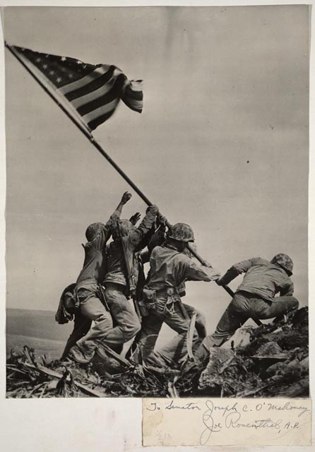 Iwo Jima flag raisers