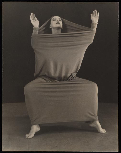 Martha Graham's Lamentation (Imagination): American Treasures of ...