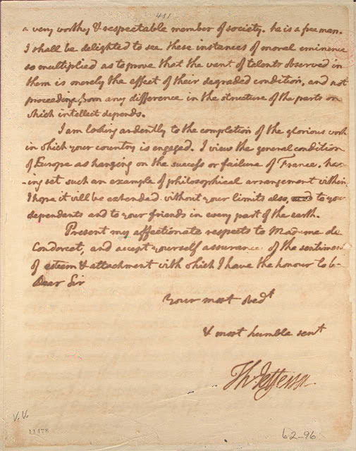 benjamin banneker letter to thomas jefferson - letter idea 2018