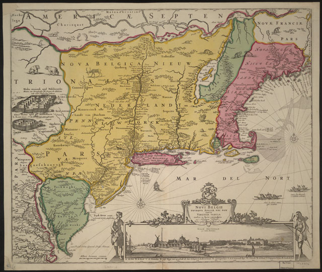 Reasons Founded   The New York and New Jersey Colonies