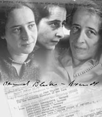 hannah arendt an essay in intellectual biography