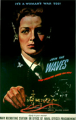 "a different kind of wave–""It's a Women's War Too!"""