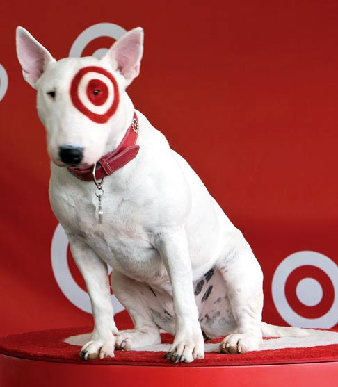Cops shoot dog during foot chase What kind of dog is the target mascot