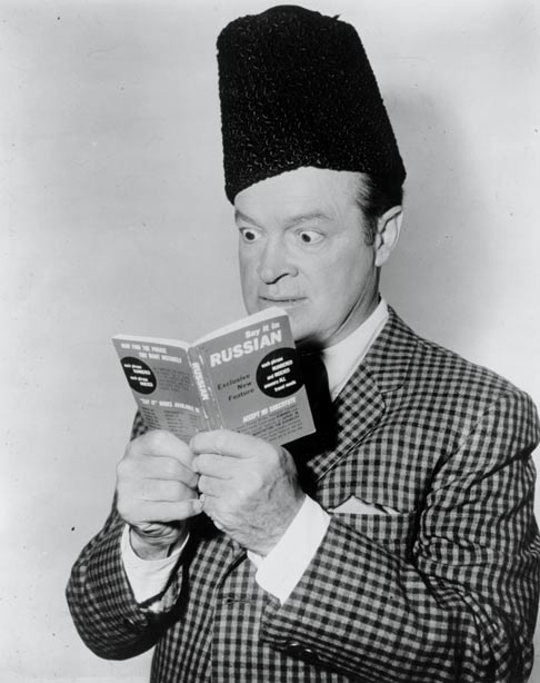 bob hope painter