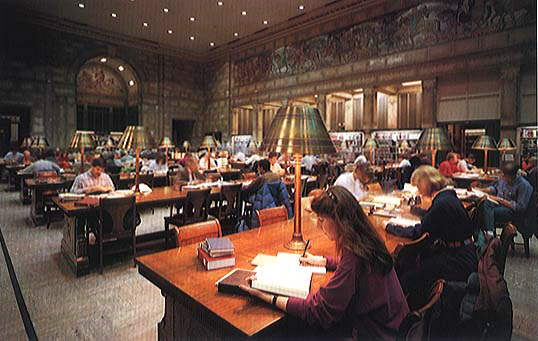 Library Of Congress Mumford Room
