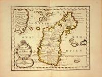Isle de Madagascar ou de St. Laurens