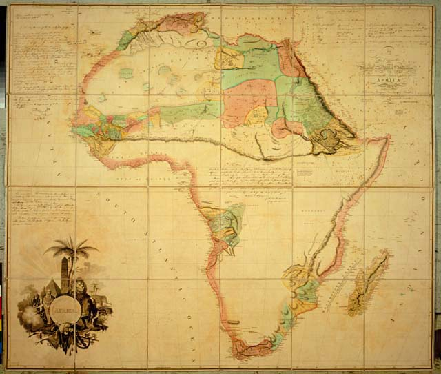 African Peoples' Encounters With Others   Africana Collections: An