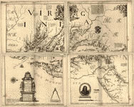 Herrman's map of Virginia and Maryland