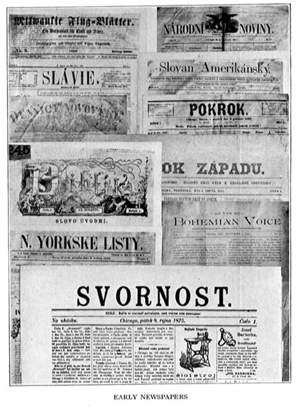 Research paper about Czech history?